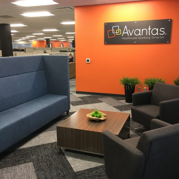 Avantas Collaboration Area